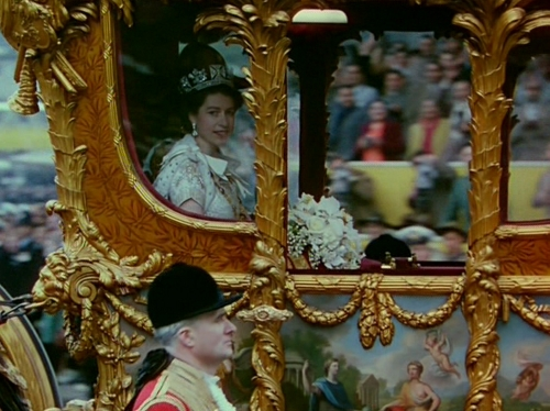 Diamond jubilee, Queen coronation, Digital restoration, Film restoration, Video encoding, Transcoding, HD format, technicolor